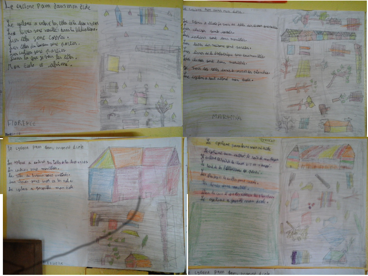 dessins primaire imaki1