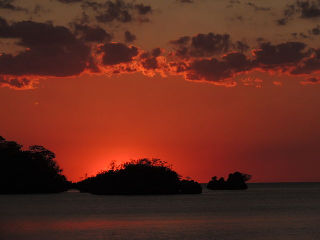 nossybe - coucher soleil